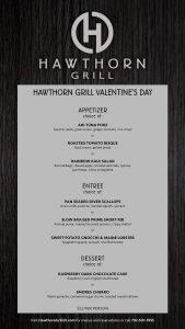 Valentine's Day - Hawthorn Grill Summerlin Restaurant