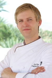Joseph Swan Chef for Restaurants in Las Vegas