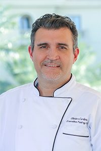 Olivier Carlos Executive Pastry Chef Hawthorn Grill