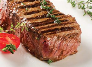 New York Striploin - Rampart Las Vegas Food Deals